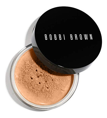BOBBI BROWN Sheer Finish loose powder (Basic+brown