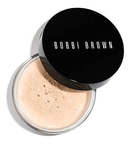 BOBBI BROWN Sheer Finish loose powder (Sunny beige