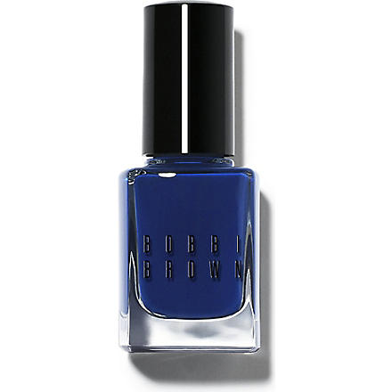 BOBBI BROWN Navy & Nude Collection nail polish (Navy
