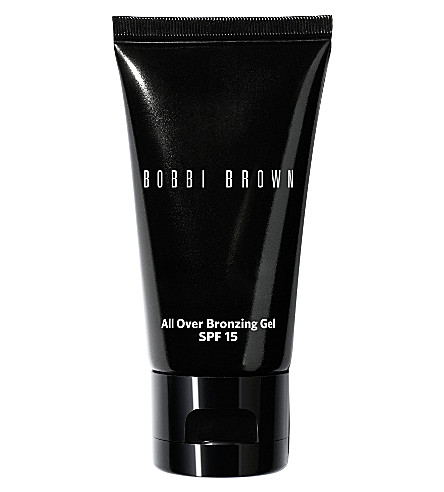 BOBBI BROWN Navy & Nude Collection All-Over Bronzing Gel SPF 15