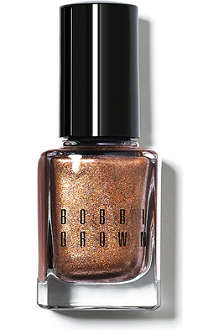 BOBBI BROWN Nude Glow Collection bronze nail polish