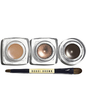BOBBI BROWN Chocolates Long-Wear eye trio