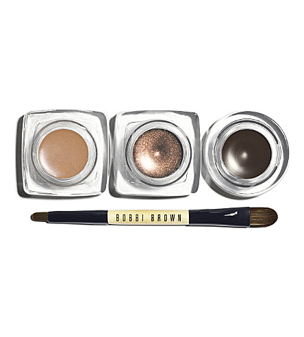 BOBBI BROWN Chocolates Long-Wear eye trio