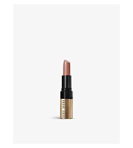 BOBBI BROWN Luxe lip colour (Almost+bare