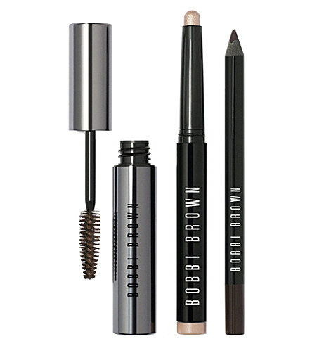BOBBI BROWN Dark Chocolate Eye Set (Dark+chocolate