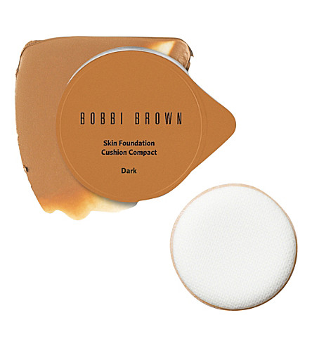 BOBBI BROWN Skin Foundation Cushion Compact SPF 35 – Refill (Dark