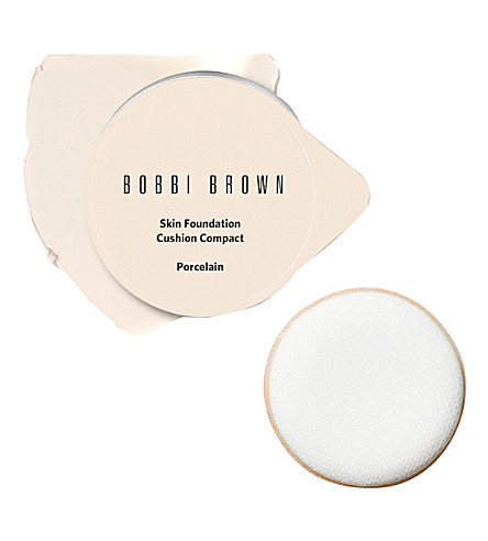 BOBBI BROWN Skin Foundation Cushion Compact SPF 35 – Refill (Porcelain