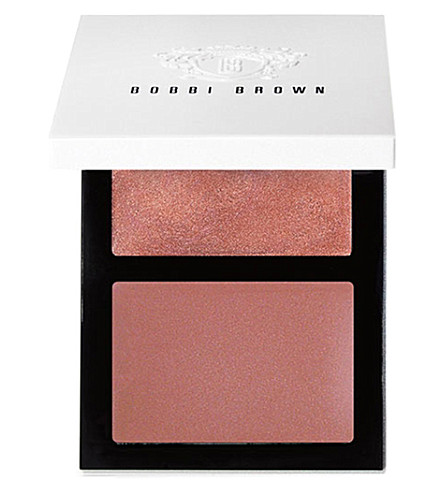 BOBBI BROWN Cheek Glow Palette (Desert+rose