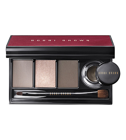 BOBBI BROWN Cool Smokey Eye and Long-Wear Gel Eyeliner palette