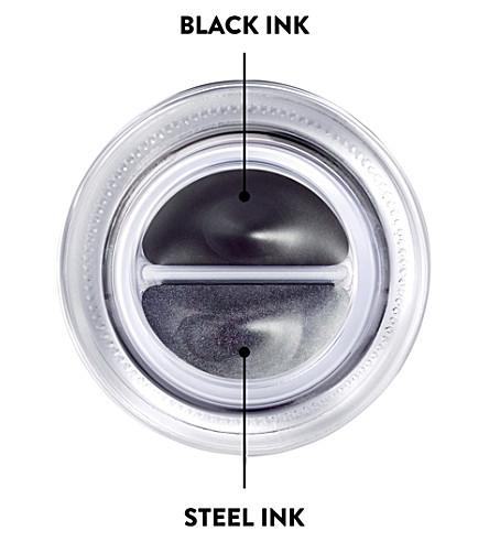 BOBBI BROWN Long-Wear Gel Eyeliner Duo (Black+ink