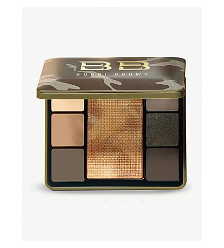 BOBBI BROWN Camo Luxe Eye & Cheek palette (Shade01-wn
