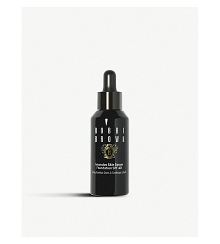 BOBBI BROWN Intensive Skin Serum Foundation SPF 40 (Alabaster