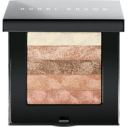 BOBBI BROWN Nectar & Nude Collection Shimmer Brick compact (Apricot