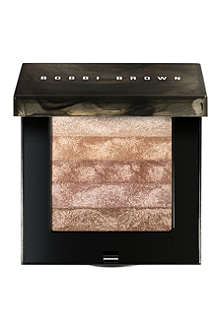 BOBBI BROWN Smokey Nudes Collection Shimmer Brick compact