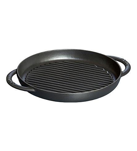 STAUB Pure grill pan 26cm
