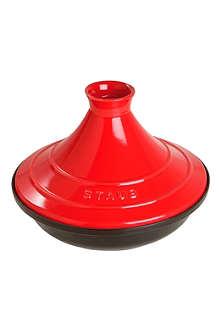STAUB Cast iron tajine 28cm