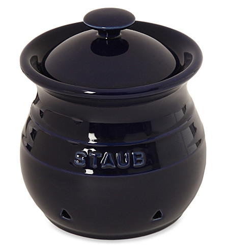 STAUB Ceramic garlic keeper