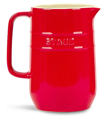 STAUB Ceramic jug 1L