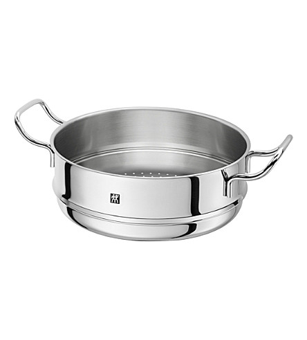ZWILLING J.A HENCKELS Stainless steel steamer 24cm