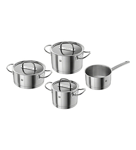 ZWILLING J.A HENCKELS Prime cookware set of 4