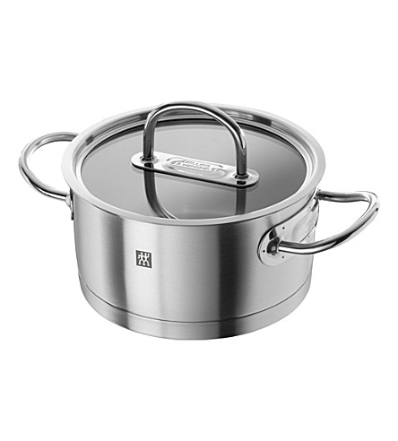 ZWILLING J.A HENCKELS Prime stock pot 18cm