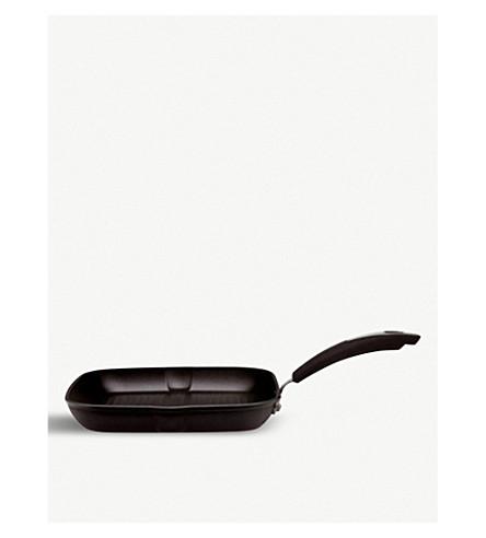 BALLARINI Taormina square non-stick grill pan 28cm