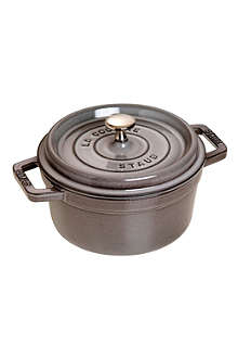 ZWILLING J.A HENCKELS Round cast iron cocotte 20cm