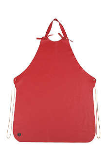 MALLE W TROUSSEAU Leather apron