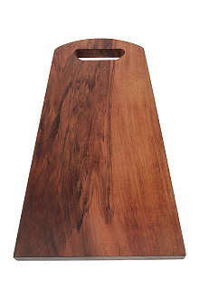 MALLE W TROUSSEAU Walnut chopping board