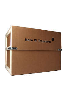 MALLE W TROUSSEAU Complete Kitchen Essentials trunk