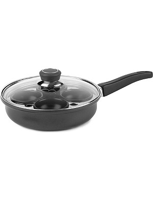 DEXAM Swift non-stick MultiPan with lid 20cm