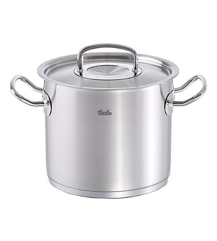 fissler original pro stainless steel stew pot. Black Bedroom Furniture Sets. Home Design Ideas