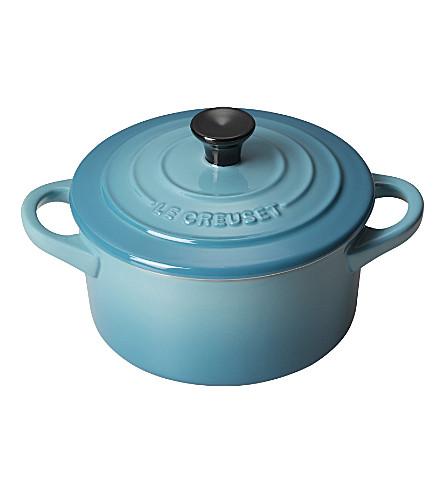 LE CREUSET Stoneware casserole dish 14cm (Teal