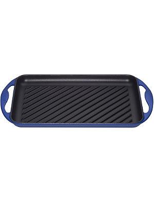 LE CREUSET Cast iron grill 38cm