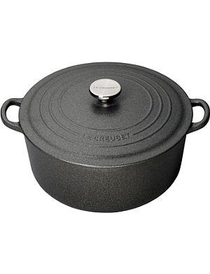 LE CREUSET Cast iron casserole dish 28cm