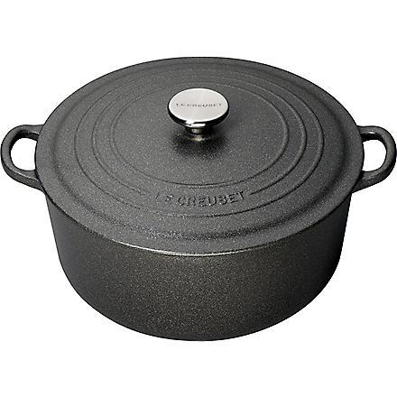 LE CREUSET Cast iron casserole dish 28cm (Slate