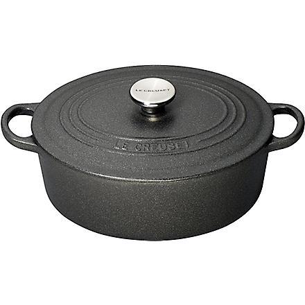 LE CREUSET Cast iron casserole dish 25cm (Slate