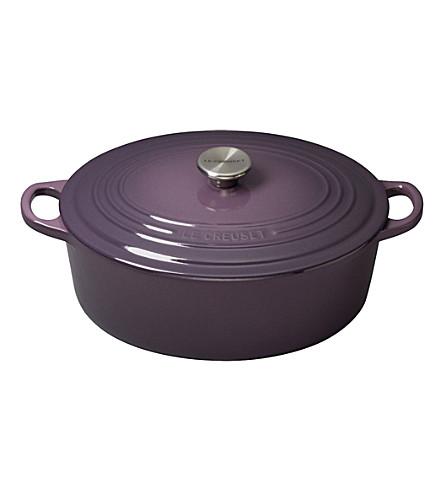 LE CREUSET Cast iron casserole dish 29cm (Cassis