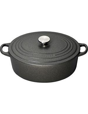 LE CREUSET Cast iron casserole dish 29cm