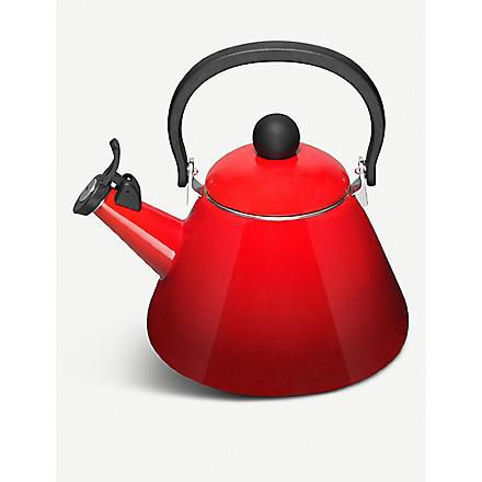 LE CREUSET Kone kettle (Cerise