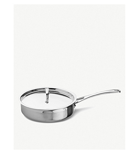 LE CREUSET 3层不锈钢煎锅24厘米