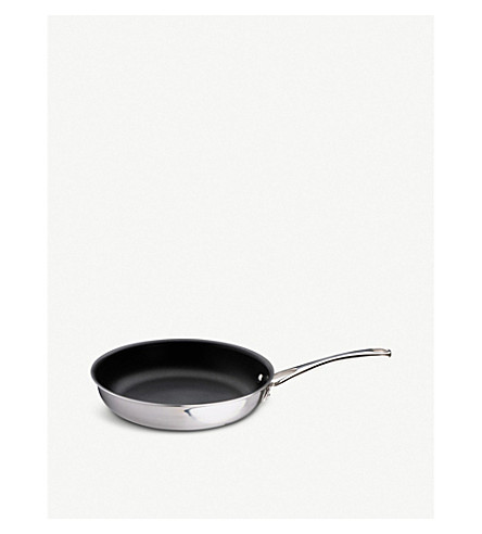 LE CREUSET 3-ply Stainless Steel Non-Stick frying pan 24cm