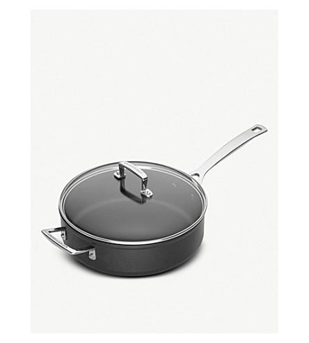 LE CREUSET 增韧不粘炒锅盖26厘米