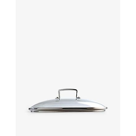 LE CREUSET Glass lid 30cm