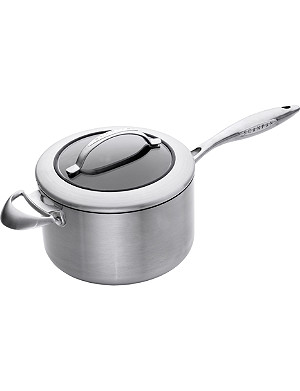 SCANPAN CTX saucepan with lid 3.5 litres