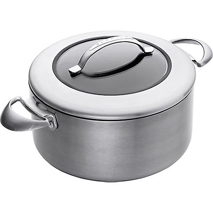 SCANPAN CTX dutch oven with lid 4.8 litres