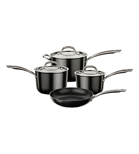 CIRCULON Ultimum 4-piece pan set
