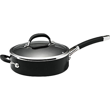 CIRCULON Premier Professional 24cm covered sauté pan