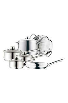 WMF Diadem six-piece cookware set
