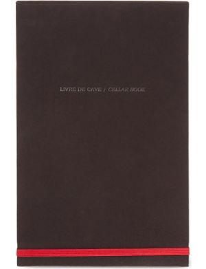 L'ATELIER DU VIN Cellar book